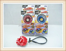 New product Popular super plastic spin top toys