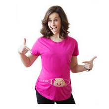 new design fashion comfortable european maternity clothes