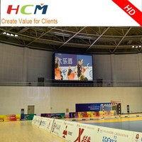 Basketball Scoreboard P7.62 Indoor Full Color LED Video Display