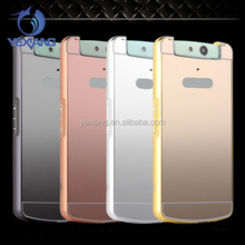 Bulk buy from China eletroplated mirror cover case for oppo n1 mini n5111 back cover