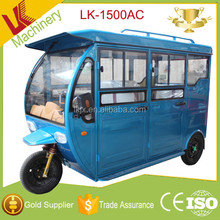 new model bajaj three wheeler price/electric tricycle taxi/bajaj spare parts electric tricycle china