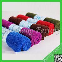Strong absorbs water fast dry hair dryer towel factory wholesale ,hair dryer towel
