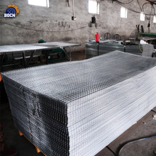 1x1 Wholesale Galvanized Welded Wire Mesh Panels