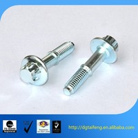 Flange Bolts And Nuts Hardware