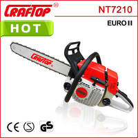 CE approved cheap gasoline chainsaw wood cutting machine