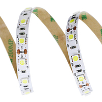 Top Quality 20m smd 5050 3528 rgb 300 waterproof led strip