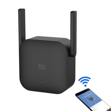 Original Xiaomi WiFi Amplifier Pro 300Mbps WiFi Smart Extender Router with 2x2 External Antennas mini wifi router