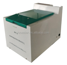 RZ-1B buidling materials Oxygen Bomb calorimeter tester for laboratory