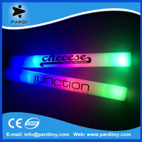 Advertising flashing led glow stick foam light