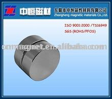 Cylinder Sintered NdFeB magnets, neodymium magnet, rare earth ndfeb magnet