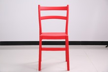Whope PP plastic chairs without arm rest with high quality and low price