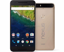 "Huawei Nexus 6P 64GB 5.7"" 12MP Octa-core 3GB GOLD Android Phone"