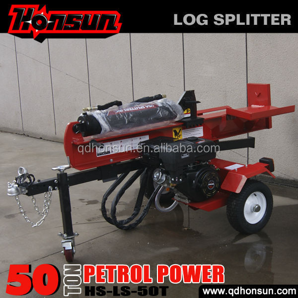 With 18 months warranty and CE EPA Certification B&S petrol engine best selling popular log splitter company