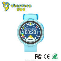 smart hand watch mobile phone price for kids with gps tracking system