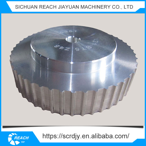 China manufacturer steel cable pulley wheel