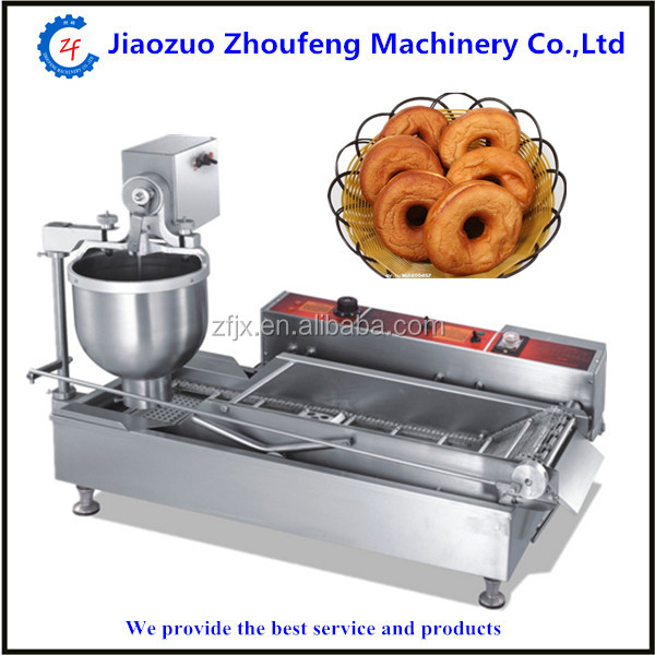 2016 Hot selling automatic donut machine production line/Mini Making Donut Machine
