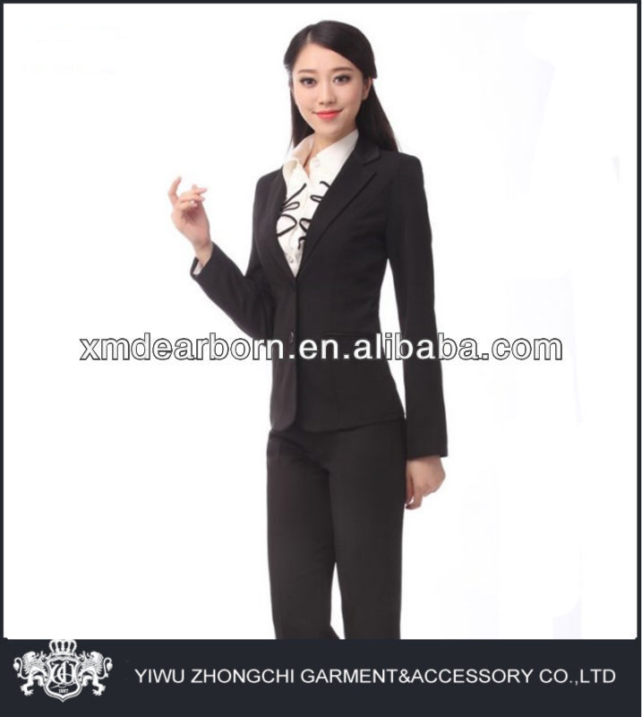 pictures of office uniforms