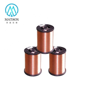 Polyester/Nylon(polyamide)enameled aluminium round wire with competitive price