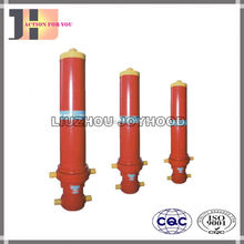 excavator hydraulic tipping cylinders