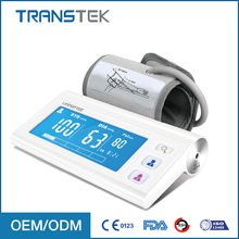 Arm blood pressure monitor, a blood pressure monitor upper arm