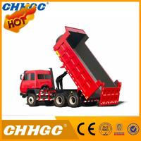 Factory price left hand drive tractor truck with CE certificate