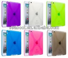 X style TPU Gel Case for Apple iPad Mini 2 2nd with retina dispaly