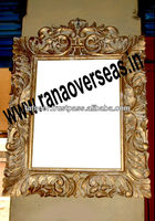 Wooden Mirror / Painting / Photo Frame