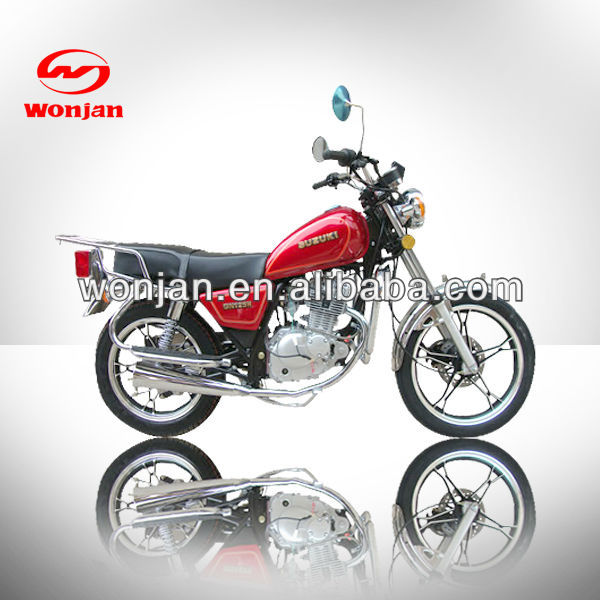 New Design Powerful Motorcycles 125cc Made in China(GN125H)