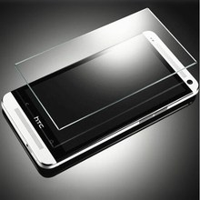Wholesale mobile phone protective film,nuglass tempered glass screen for htc one M8