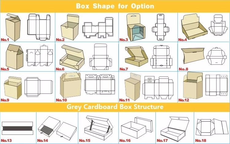 box shape options