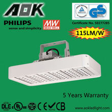 High Lumens Dimmable TUV UL DLC SAA replace a 250 watt to led