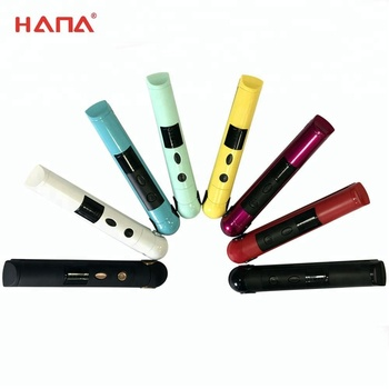 HANA Anti-scald cordless hair portable straightener