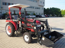 high quality 50hp 4wd best farm tractor for small farm