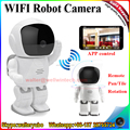 2016 New Home security indoor pan-tilt HD 960p WIFI Robot Camera p2p ptz Wifi wireless IP camera