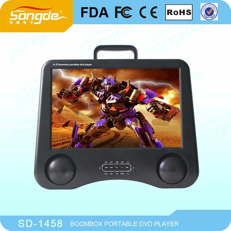 Portable DVD Player/16 inch portable dvd player