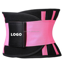 Neoprene back straightening support weight loss slimming belt