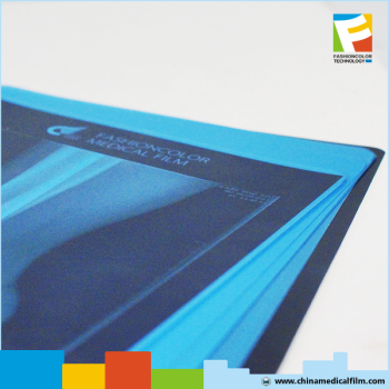 Blue medical x-ray film For Agfa Drystar 5300