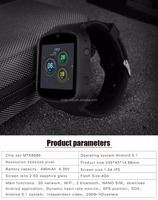 Wifi smart watch digital watch movement gsm android smart watch Z80