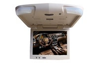 15 inch roof mount Flip Down BUS lcd monitor with TV,DVD Player,HDMI Input
