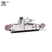 Auto web-fed non-woven fabric hot foil stamping printing machine TYM1300