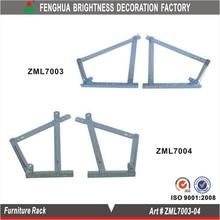 Good quanlity furniture bed bracket hardware/ISO9001:2008
