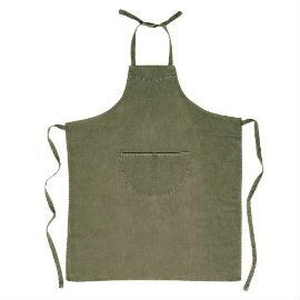 Linen/Cotton MIX Apron (Cotton/Poly Cotton)