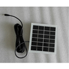 mini solar modules 2w solar panel with dc 6v for light