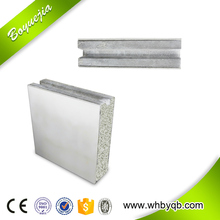 Precast Fireproof EPS Foam Concrete Compound Insulated Sandwich Panel