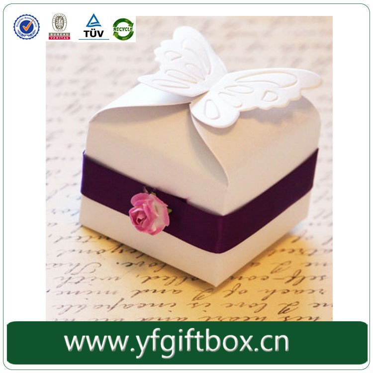 Customized Cardboard Cupcake / Cookie Packaging Boxes with Clear Window