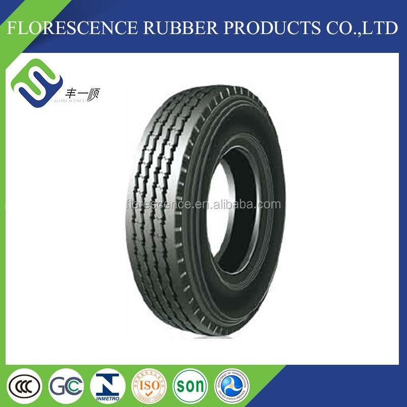 Radial tube tire 750R16 for light truck with tube & flap