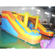 High quality rental commerical inflatable fun city,inflatable castle bouncer for sale