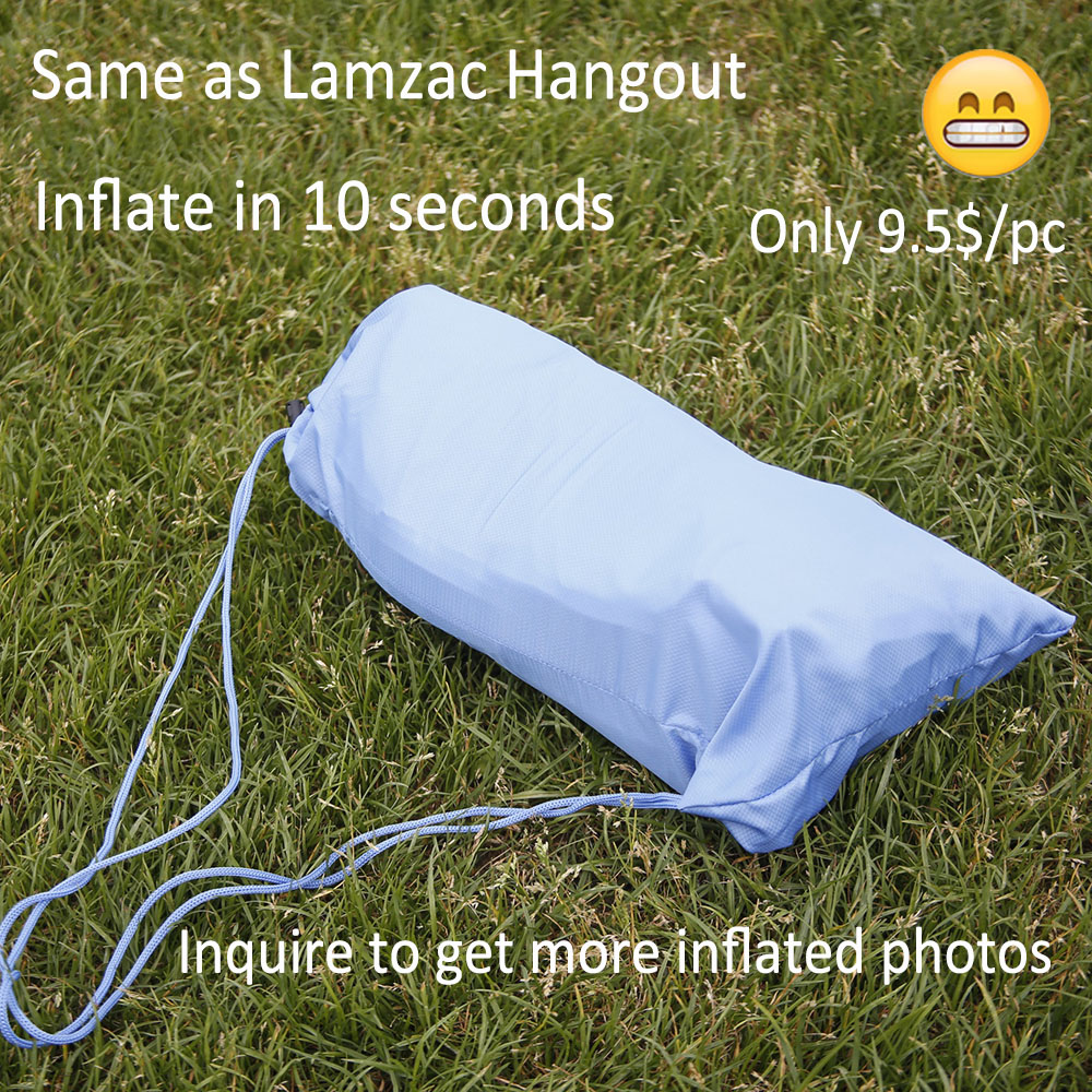 Newest model competitive price laybag lamzac hangout