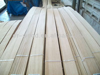 hot sale sliced cut white oak veneer for wooden floor