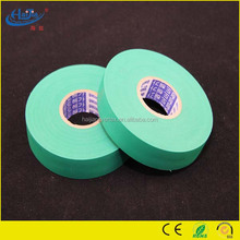 Resistant to UV rays PVC electrical insulation tape